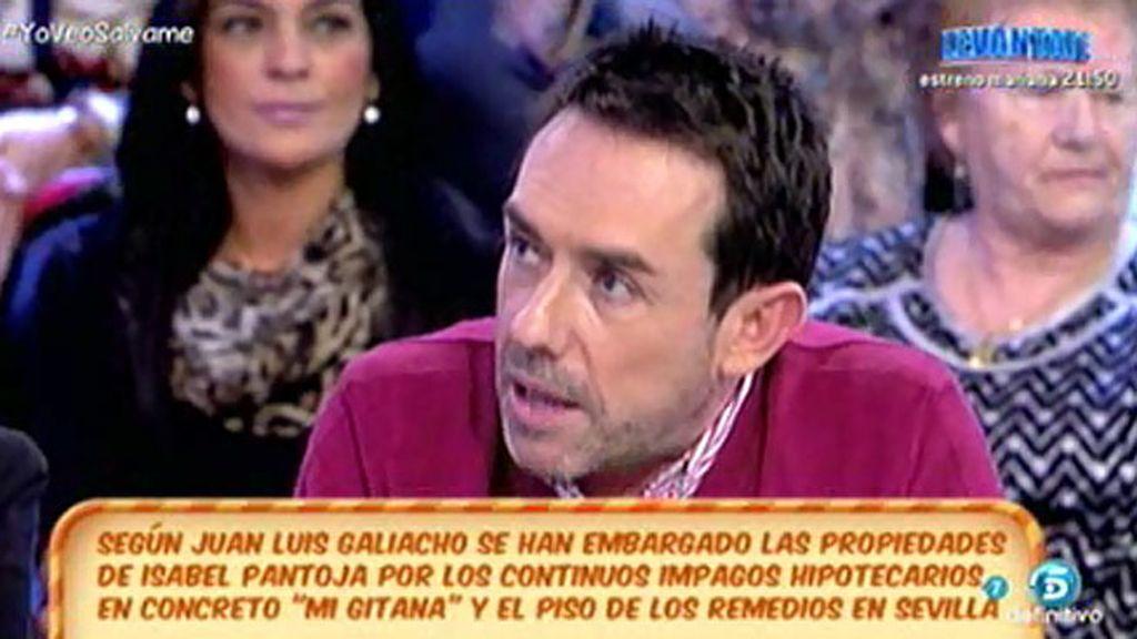 """Jesús Manuel: """"Isabel Pantoja pedirá en mayo los permisos y el tercer grado"""""""