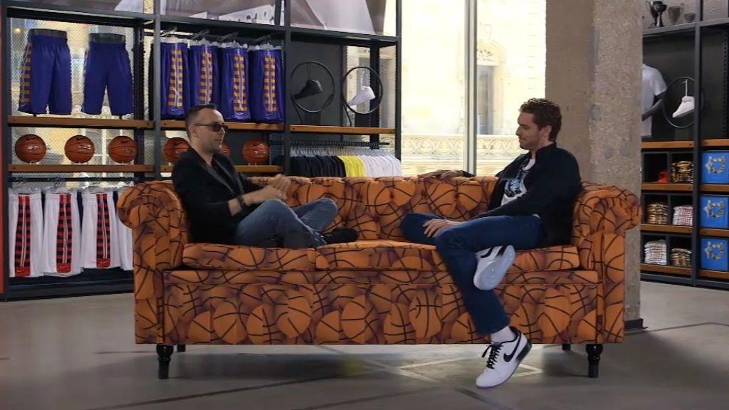 La charla íntegra de Pau Gasol