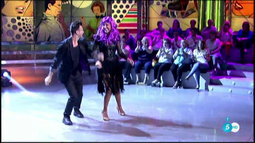 ¡Rosa Benito saca la diva que lleva dentro con un tema de Cher!