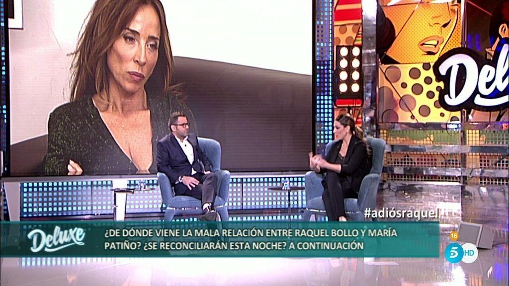 """Raquel Bollo: """"Esperaba más de María Patiño por la admiración a su profesionalidad"""""""