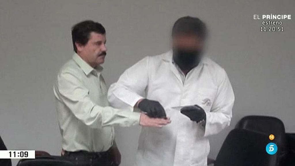 El Chapo denuncia que está siendo maltratado en prisión