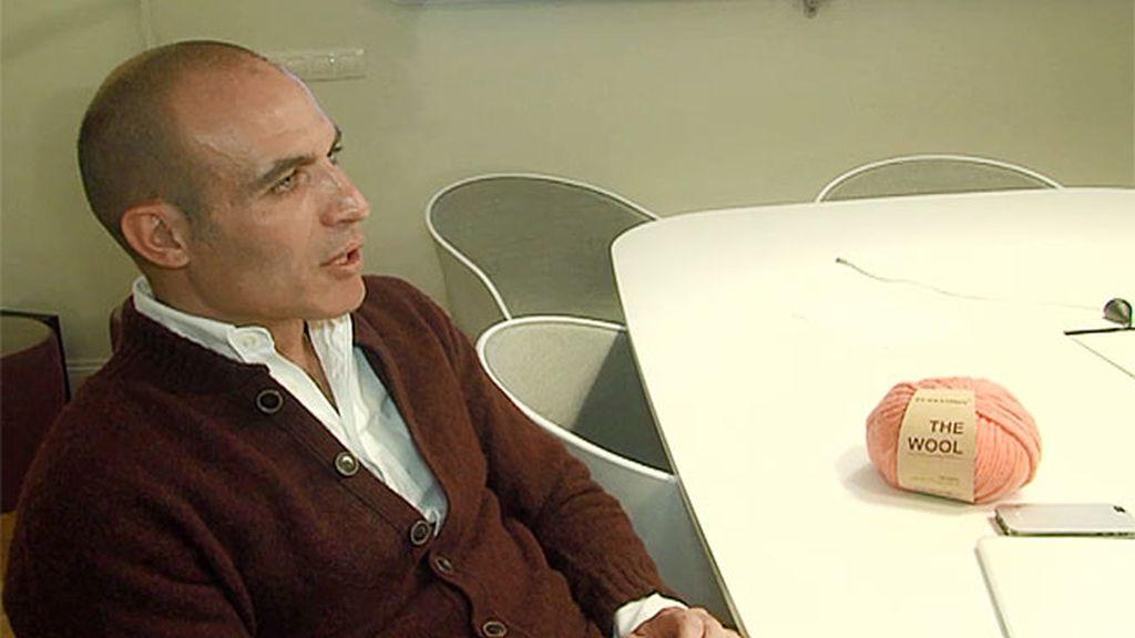 Bernardo Hernández se ofrece a apadrinar a 'We are Knitters' en Nueva York