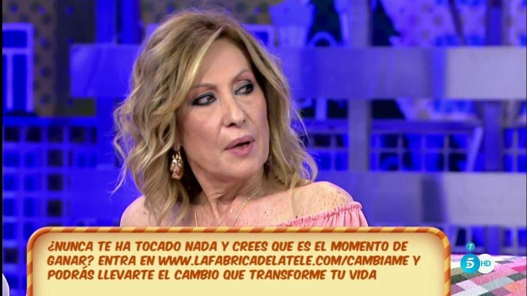 """Rosa Benito: """"Ya está bien de que todos los palos sean para Raquel Bollo y para mí"""""""