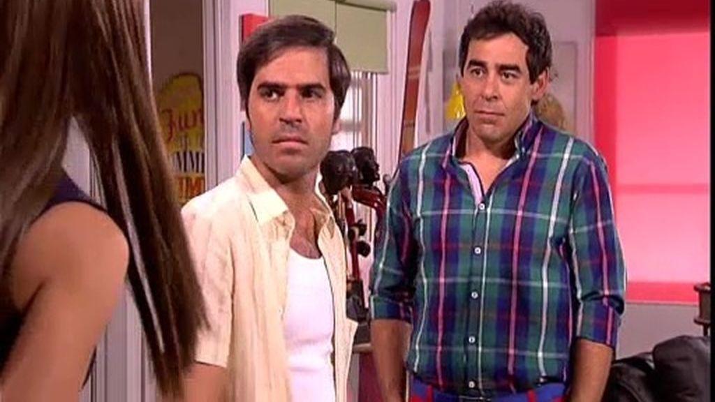 Amador logra separar a su hermano de Alba…  y este amenaza con volver a Ibiza
