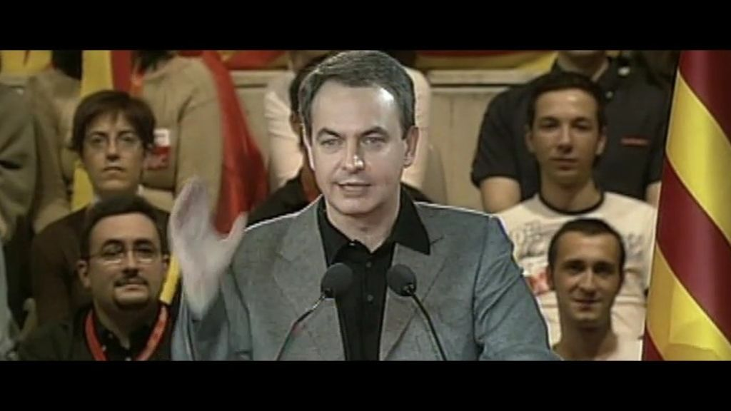 """Zapatero, sobre Cataluña: """"Hubiera preferido otra sentencia sobre el Estatut"""""""