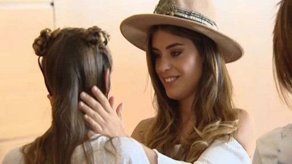 Miriam conmueve a Dulceida recordando su dura infancia
