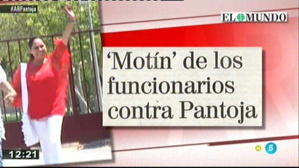 """Quico Alsedo: """"15 encargados de la prisión han solicitado el traslado de Isabel Pantoja"""""""
