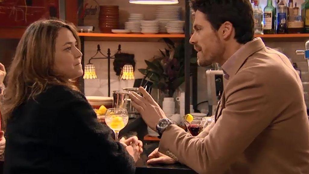 """Carlos, a Lucía: """"He tardado mucho en darme cuenta pero me gustas"""""""