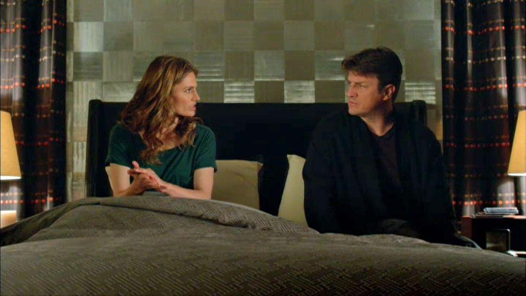 Castle y Beckett lo tienen todo... menos una canción para su boda
