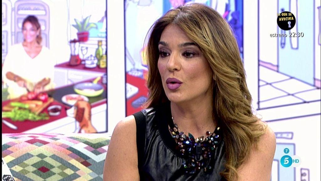 """Raquel Bollo se reencontró con Isabel Pantoja: """"Fue emocionante, las dos lloramos"""""""