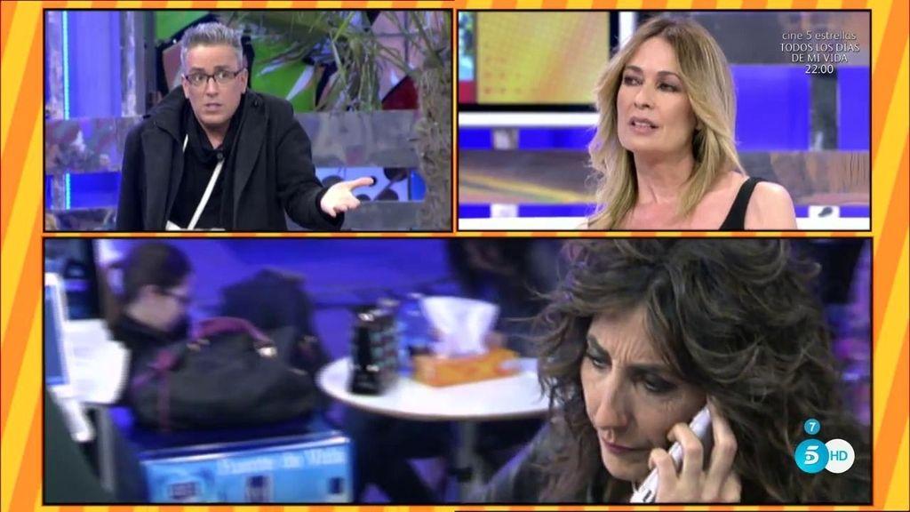 """Kiko H., tras la entrevista de Sanchís: """"Belén Esteban dice que tendrá contestación"""""""