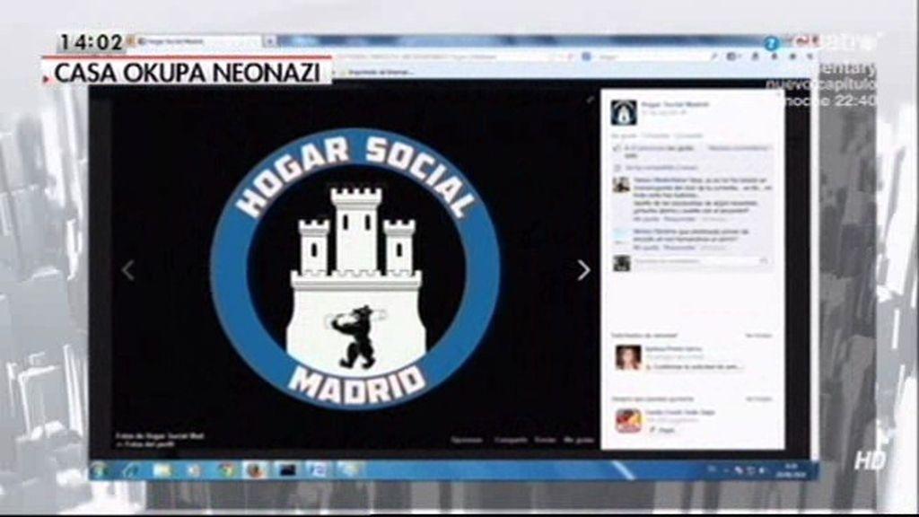 Comedores sociales neonazis sólo para españoles en Tetuán