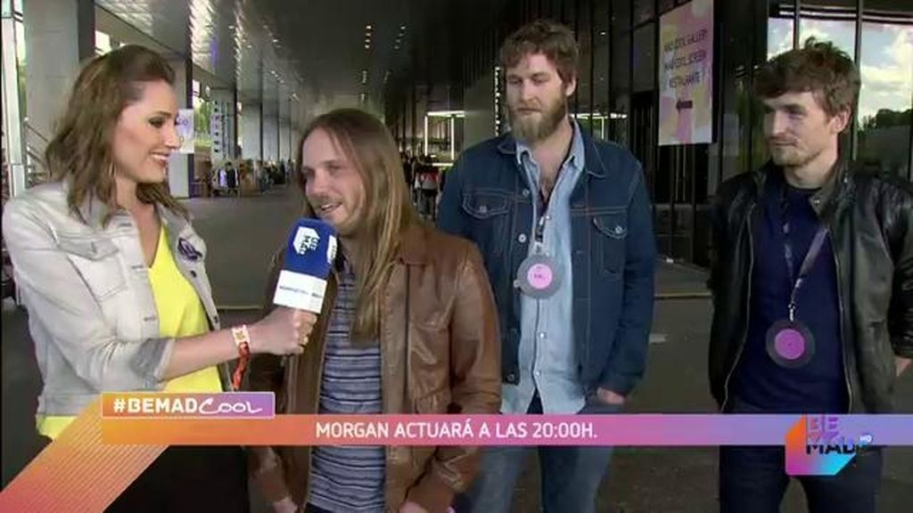 La noria del Mad Cool, entrevista a Morgan y la prueba de sonido de The Who