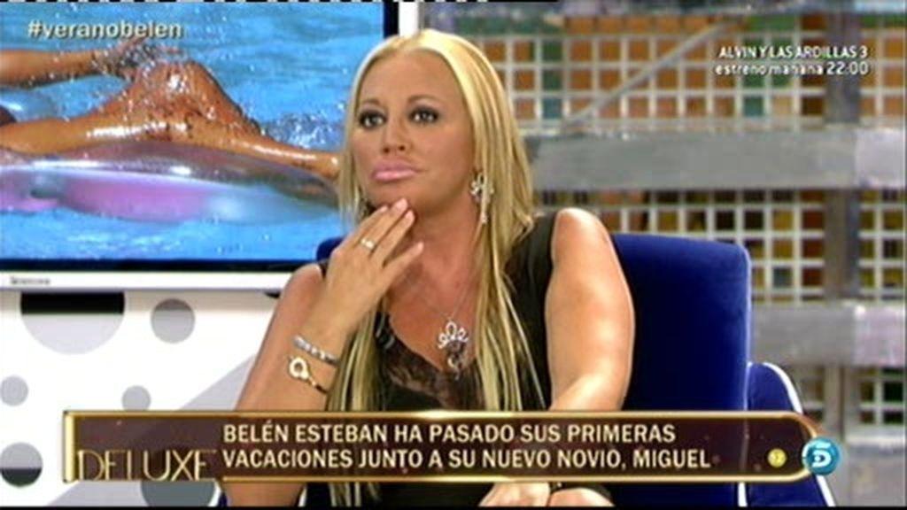 """Belén Esteban: """"Estoy recuperando el tiempo que perdí con mi familia"""""""