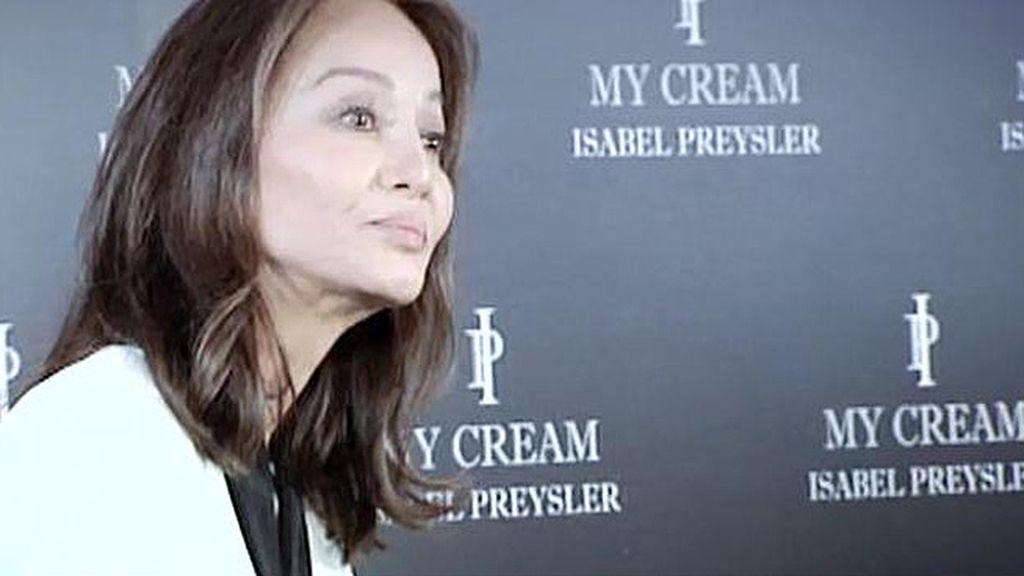 Isabel Preysler reaparece ante los medios