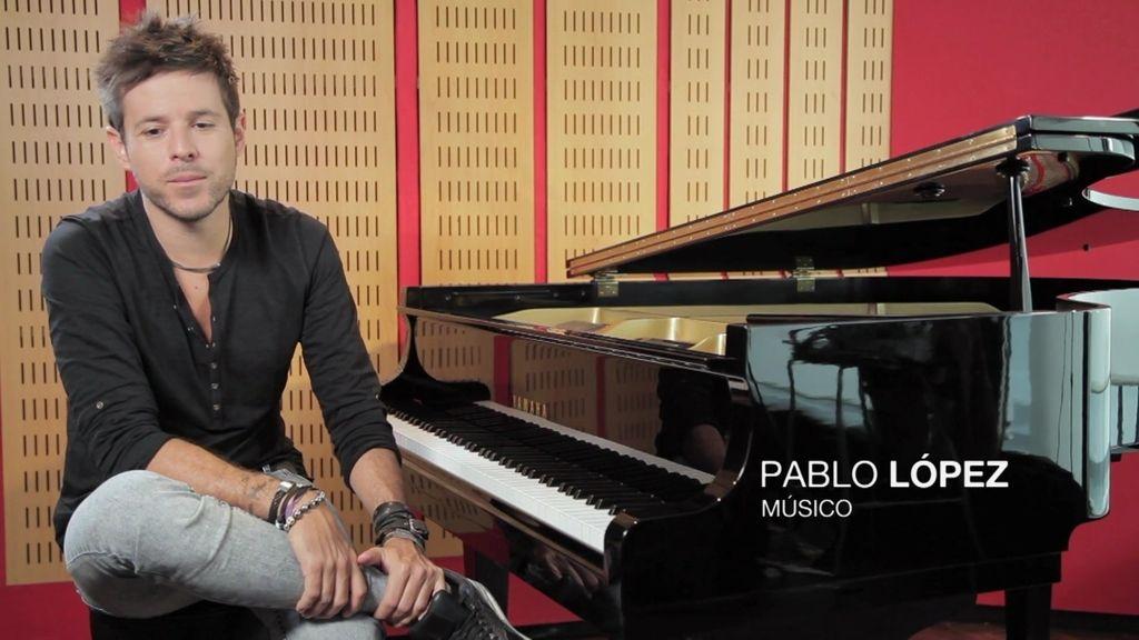 """Pablo López: """"Me di cuenta de que tenía una canción para esta historia de amor"""""""