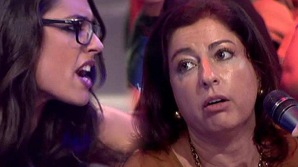 """Lucía: """"Vitín se merece mil veces más que Fran estar en la casa"""""""
