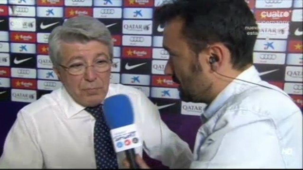 """Cerezo: """"Hemos quedado por encima de los dos mejores clubes del mundo"""""""