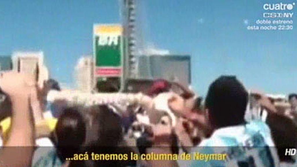 aca tenemos la columna de neymar