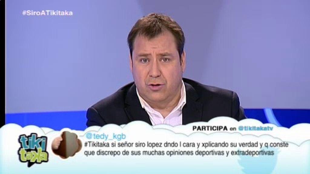 """Marqués, sobre la competencia de Pedrerol: """"Os llevasteis a colaboradores por 50 euros"""""""