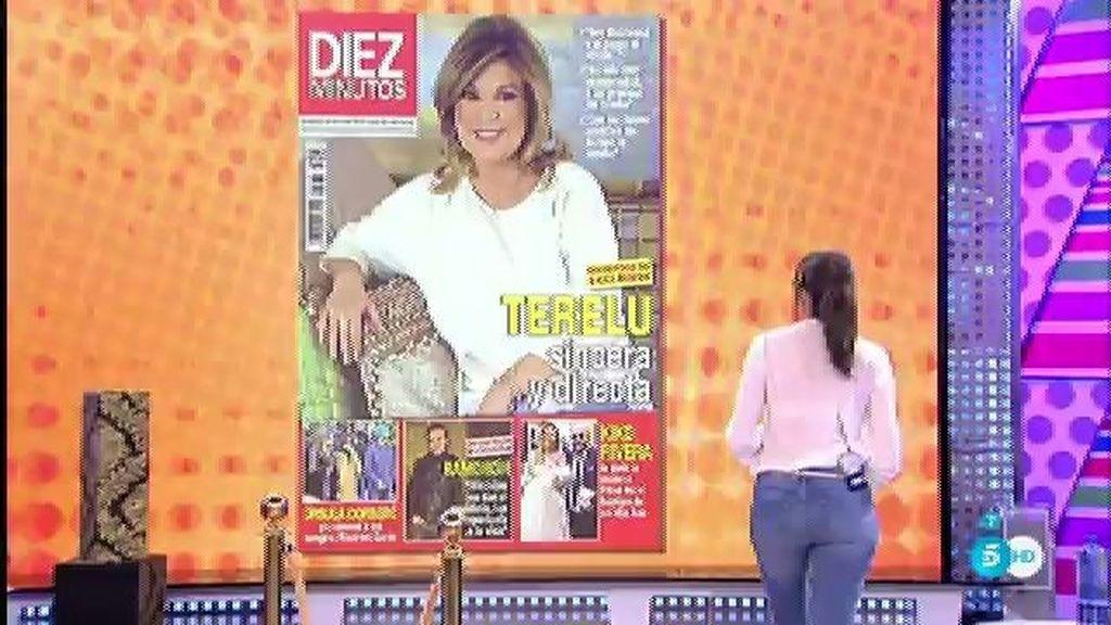 """""""Terelu, sincera y directa"""", en 'Diez minutos'"""