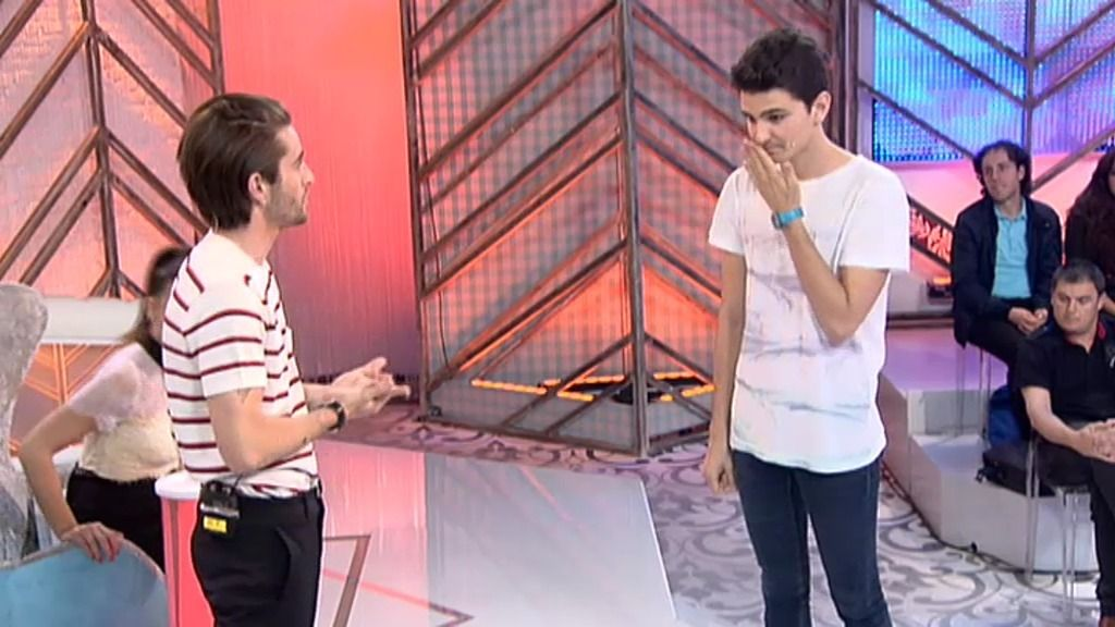 "David quiere ""ser un fashion bloger como Pelayo"""