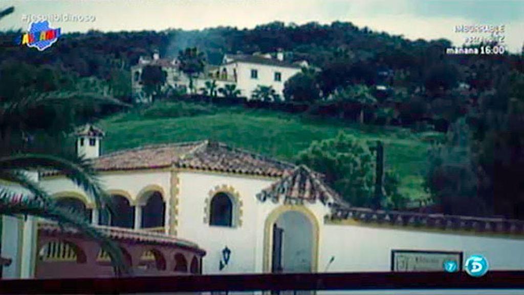 """Se ratifica la sentencia que obliga a Jesulín a demoler la """"Plaza de Tientas"""" de Ambiciones"""