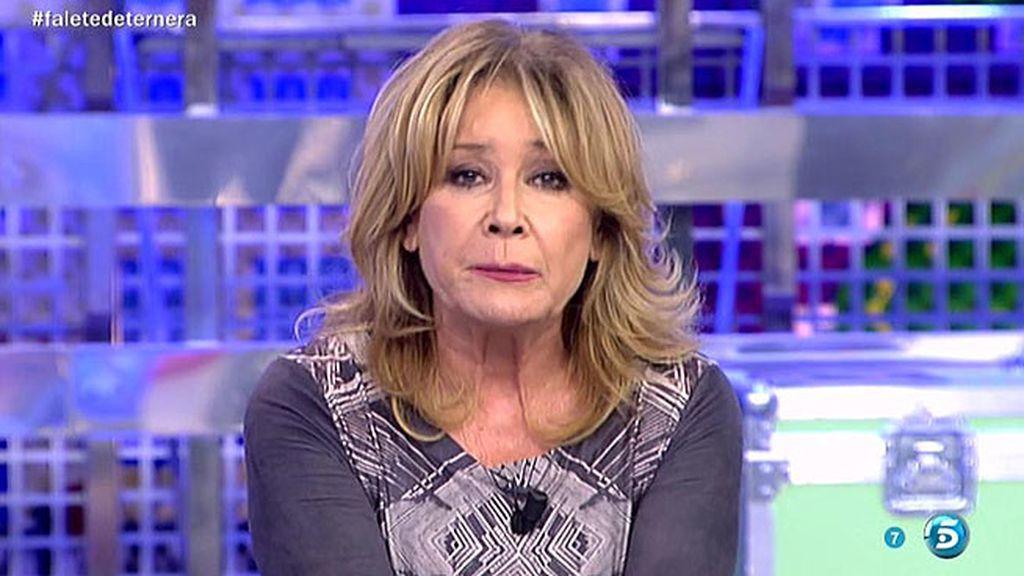 """Mila Ximénez, a Falete: """"Voy a presidir una recogida de firmas contra ti"""""""