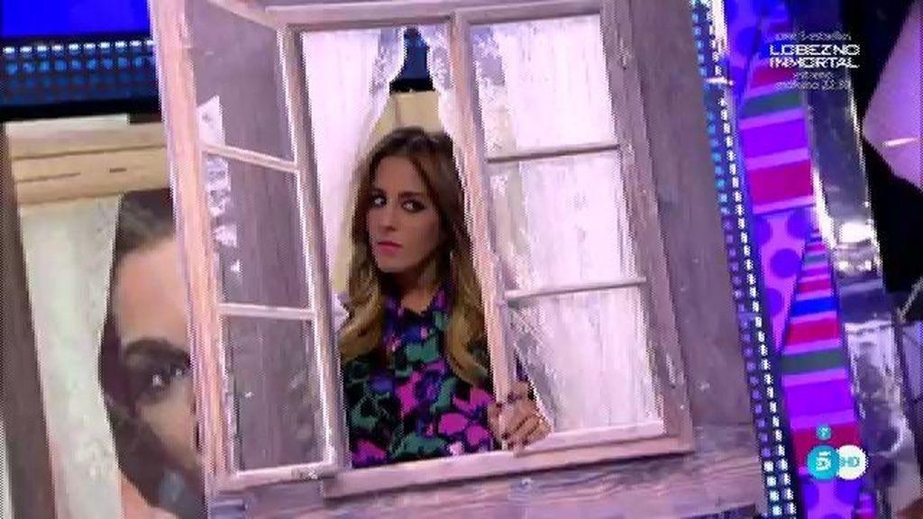 """Anabel Pantoja: """"Estáis comparando siempre la actitud de Belén con la de Raquel"""""""