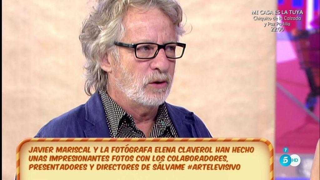 """Javier Mariscal: """"Sois como una panda de circo y os reís muchos de vosotros mismos"""""""