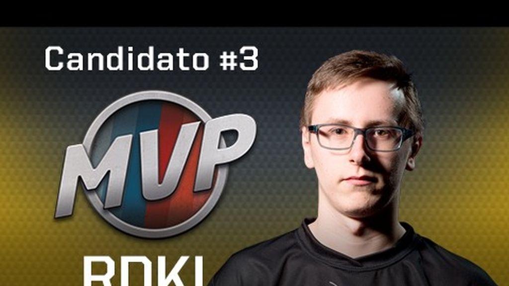 RDKL para MVP (Jornada 11)