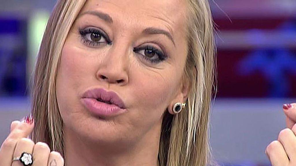 """Belén, a Toño: """"Ni yo, ni Telecinco, hemos hecho campaña, esto te lo has buscado tú"""""""
