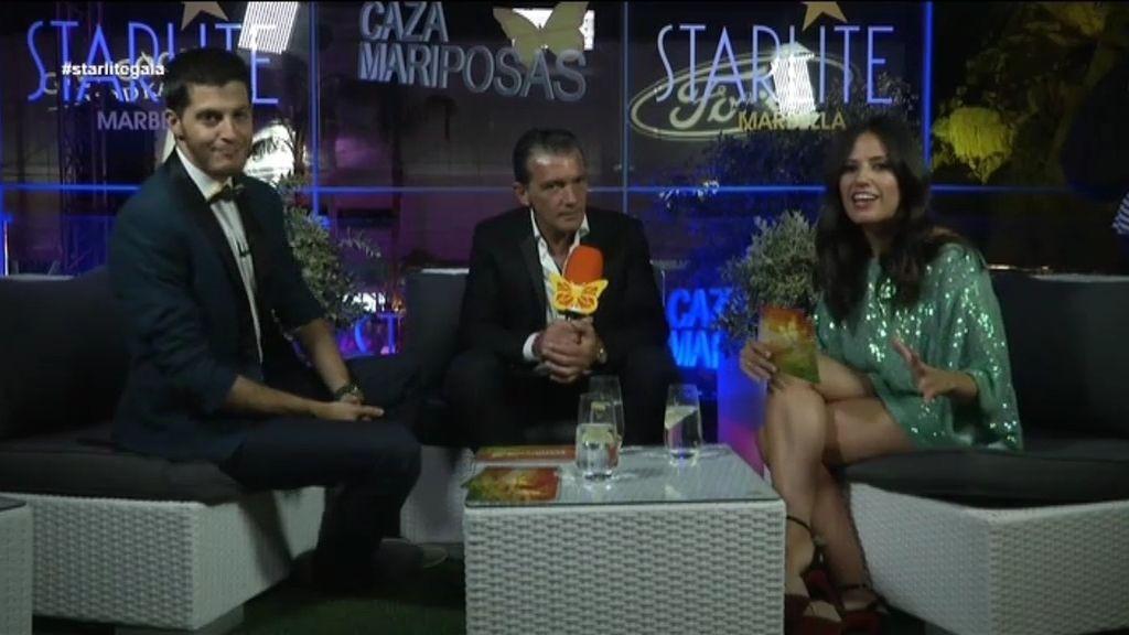 """Antonio Banderas: """"Deseo que mi vida profesional siga desarrollándose"""""""