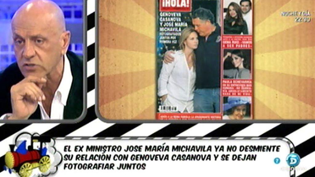"""Kiko M.: """"Hola!' compró un reportaje sobre Genoveva y Michavila el verano pasado"""""""