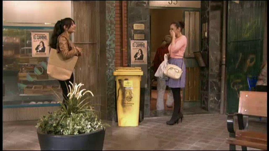 Graciela Morales visita a Soraya
