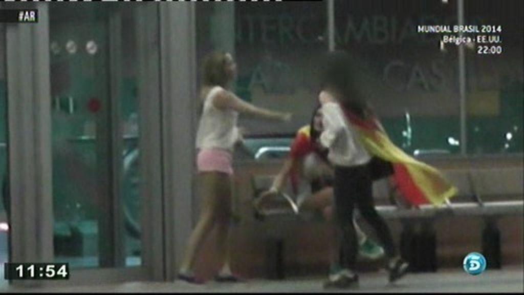 """Gloria Camila, tras su pelea: """"Insultó gravemente a mi padre y defendí su honor"""""""
