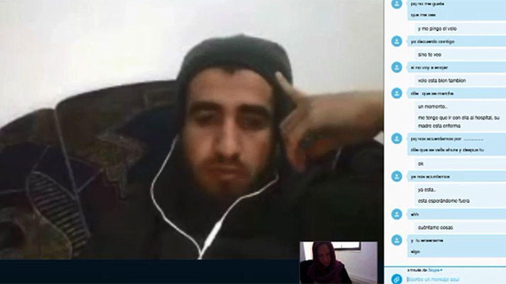 'Infiltrados' contacta con un yihadista español a través de Internet