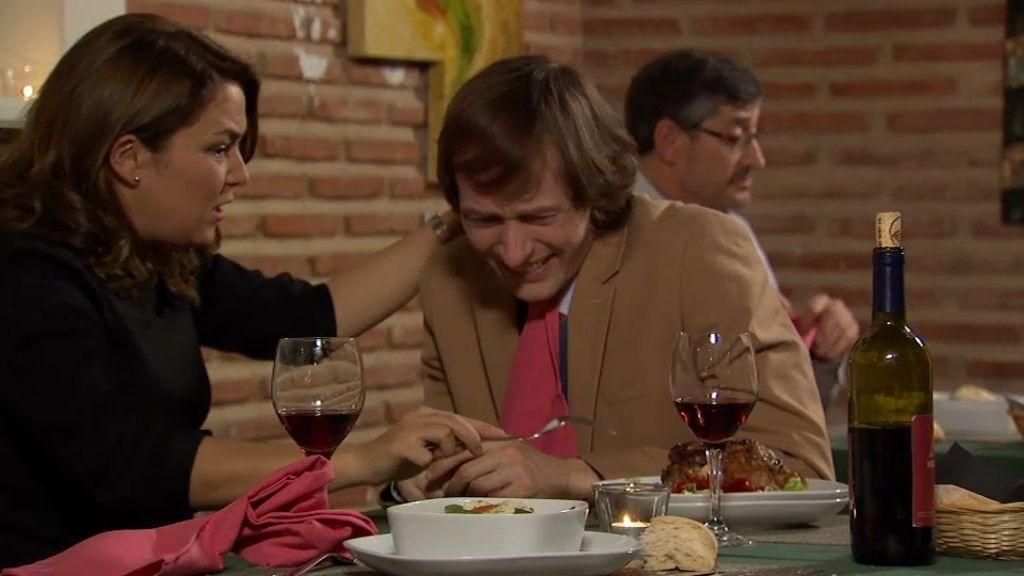 """Lucía, en el consultorio: """"No he encontrado un novio, pero sí he hecho un buen amigo"""""""