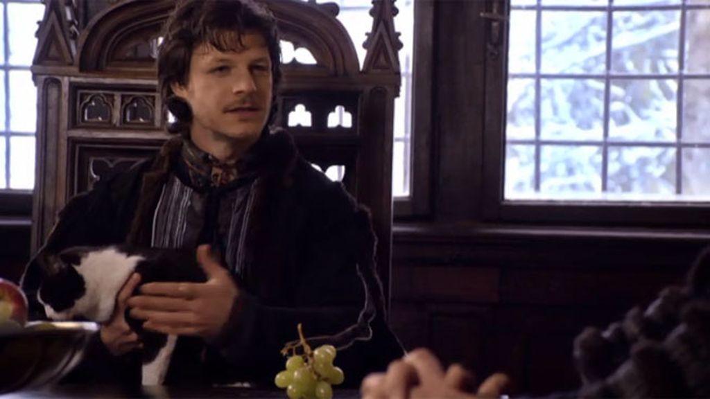 El Conde Paride quiere casarse con Julieta