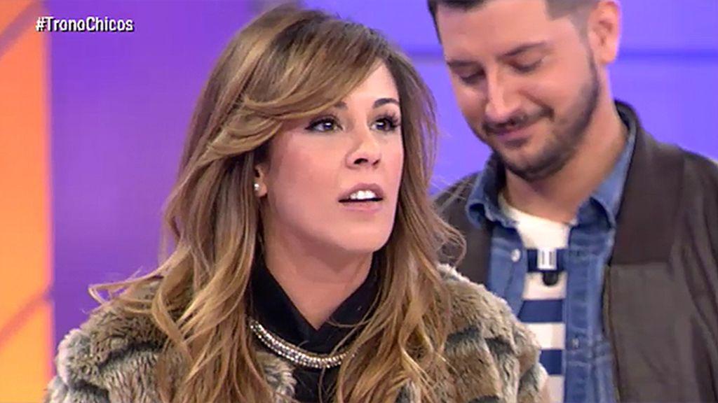 """Nacho, a Susana: """"Eres Carmen la mona"""""""