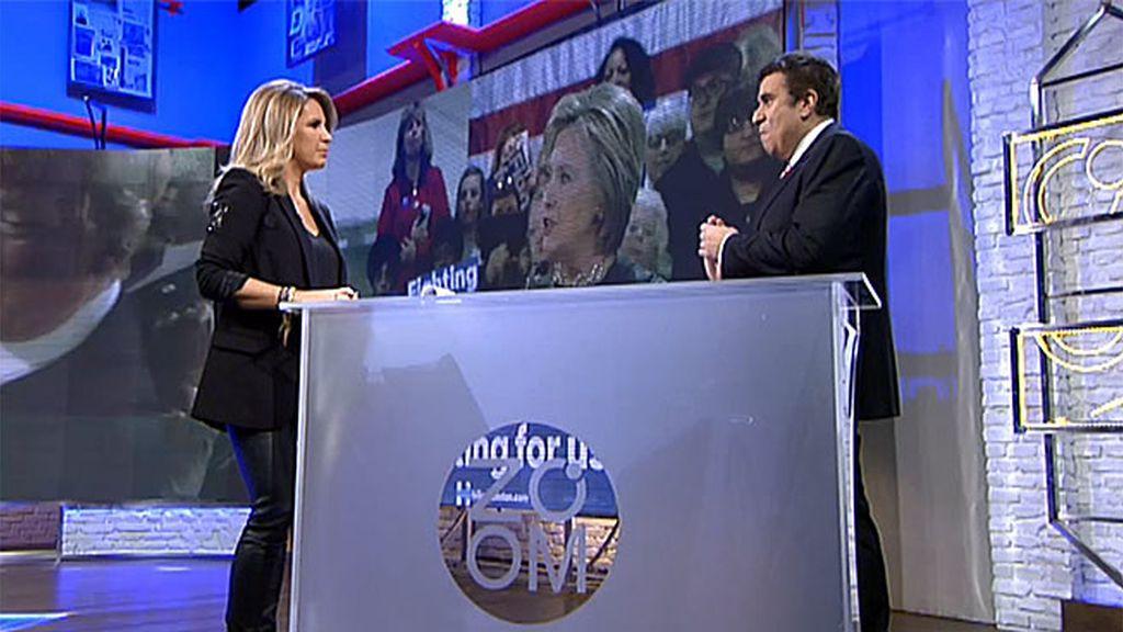 Los secretos de los candidatos americanos: ¿Están envenenando a Hillary Clinton?