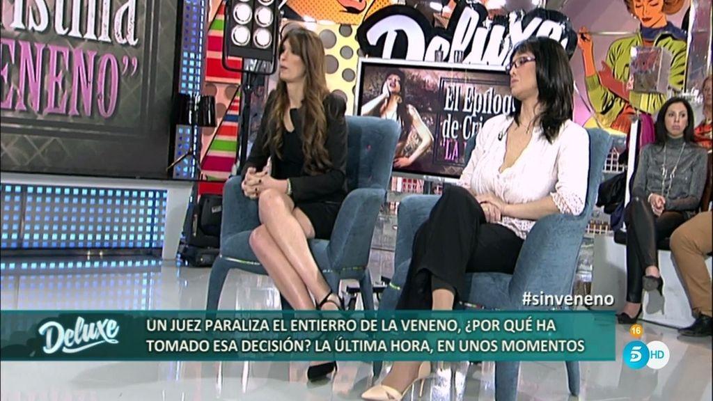 """Valeria, del novio de 'La Veneno': """"Voy a contar toda la verdad de esa relación"""""""