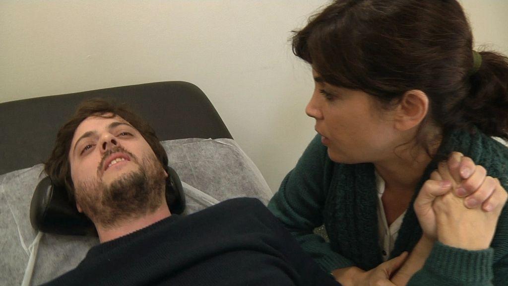 El novio de Samanta Villar experimentará lo que se sufre en un parto en el próximo programa de '9 meses con Samanta'