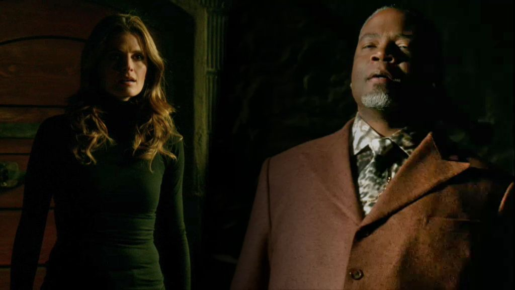 Vulcan Simmons y Beckett, de nuevo cara a cara