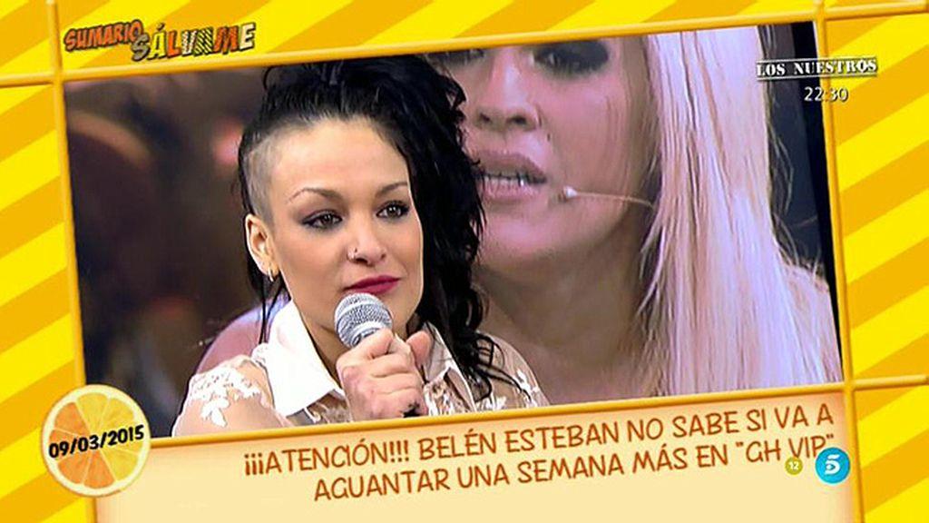 """Core: """"Ylenia y Belén no son amigas"""""""