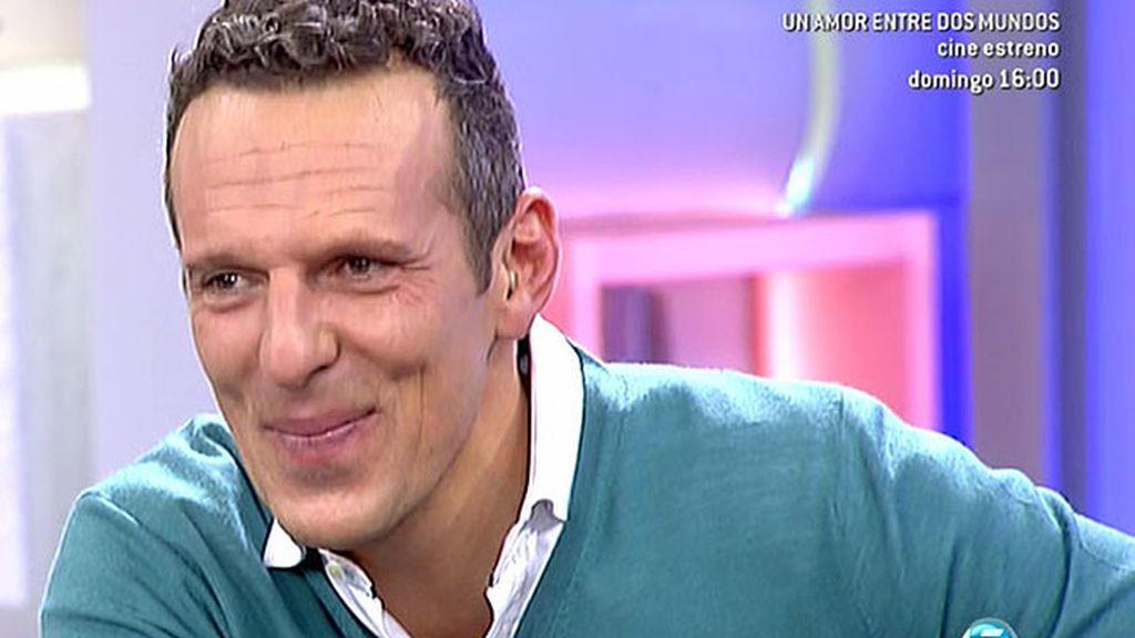 Joaquín Prat se emociona al recordar a su padre