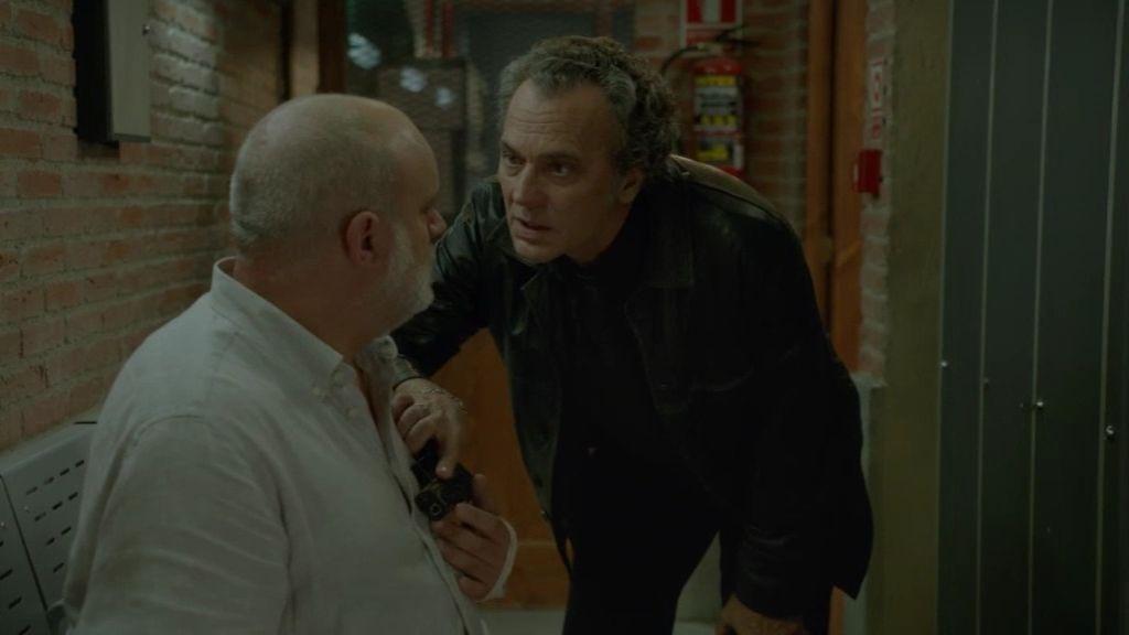 """Fran, a Quílez: """"Lo fácil es pegarte un tiro, lo difícil es aguantar"""""""