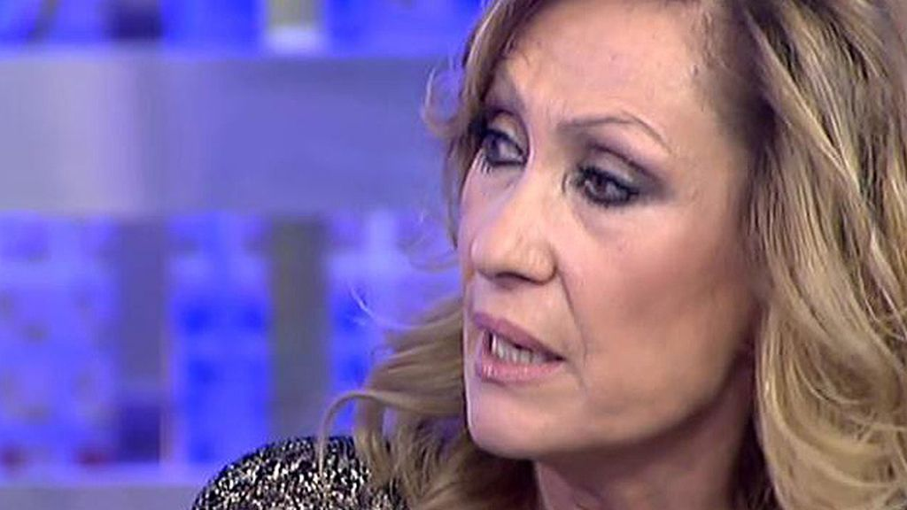 """Rosa Benito: """"Tejado ha filtrado muchas cosas falsas de las parejas que ha tenido"""""""