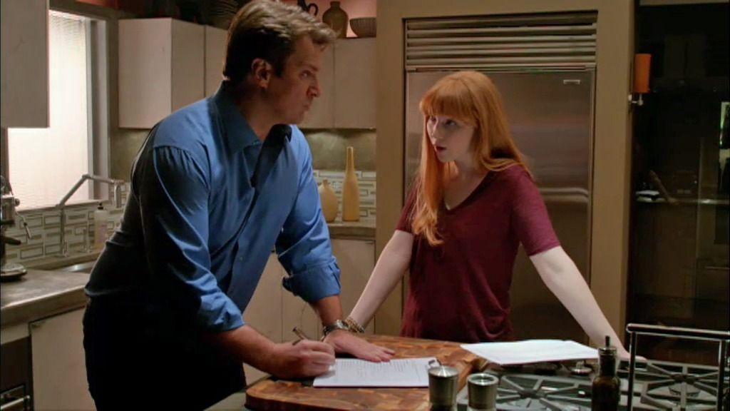 ¡Que cunda el pánico! Castle y Beckett están a tres días de casarse
