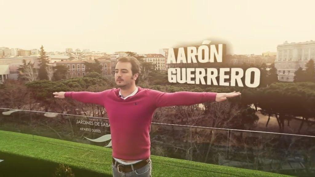 """Aarón Guerrero: """"No me gusta perder a nada"""""""